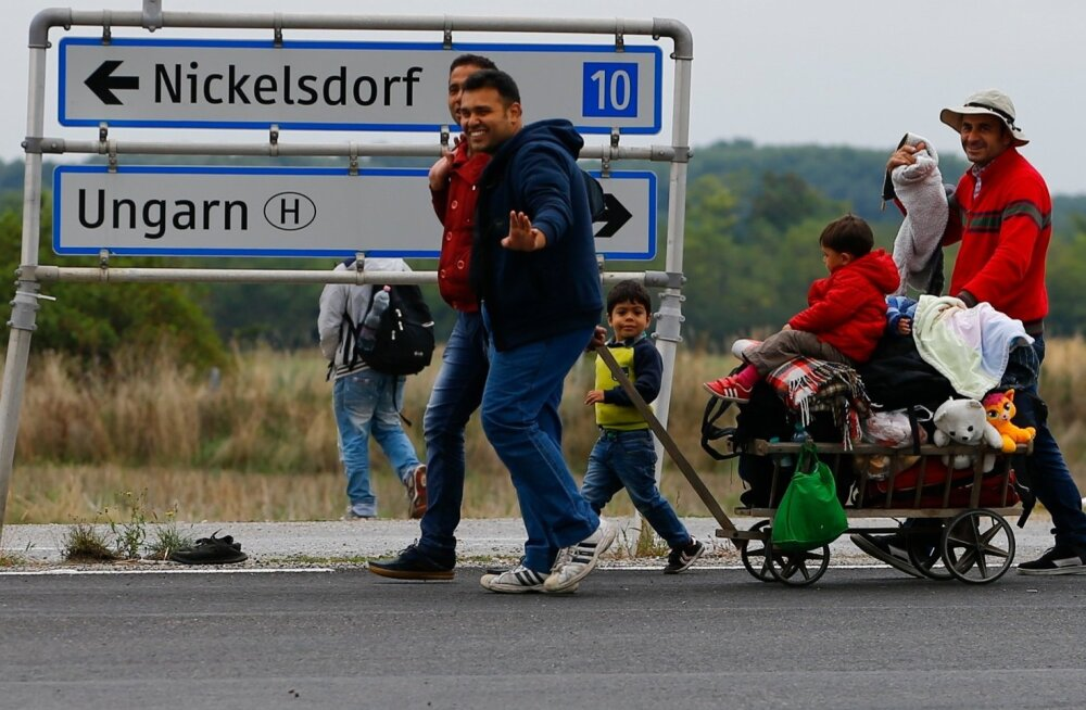Saksa finantsanalüütik: riikidel on majanduskasvu tõstmiseks immigrante vaja