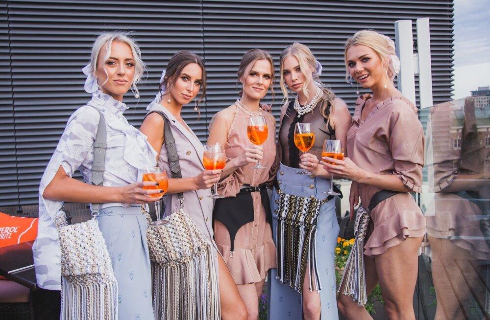 La Famiglia Couture suvi 2019 moeetendus