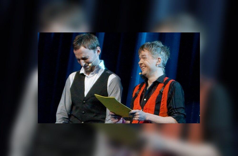 Eesti Laul 2011 finaali juhivad Märt Avandi ja Ott Sepp