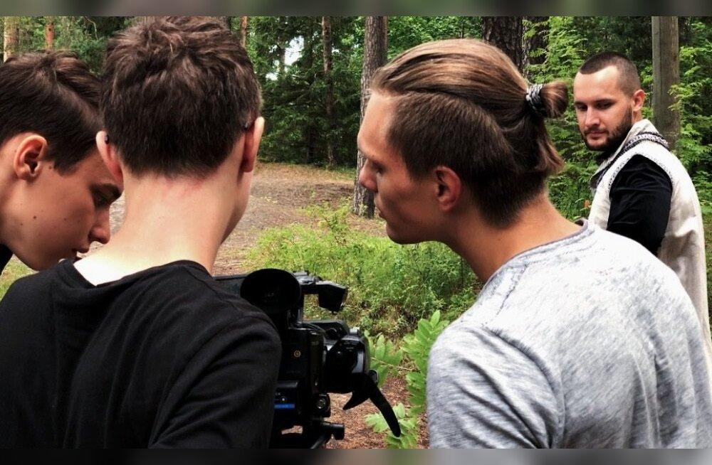Не только Нолан может делать кино! Ученики Русского лицея снимают короткометражный фильм