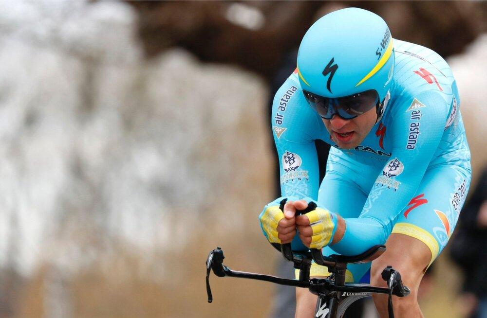 Tanel Kangerti hooaeg on Giro d'Italial juhtunud ränga kukkumise tõttu tõenäoliselt lõppenud.