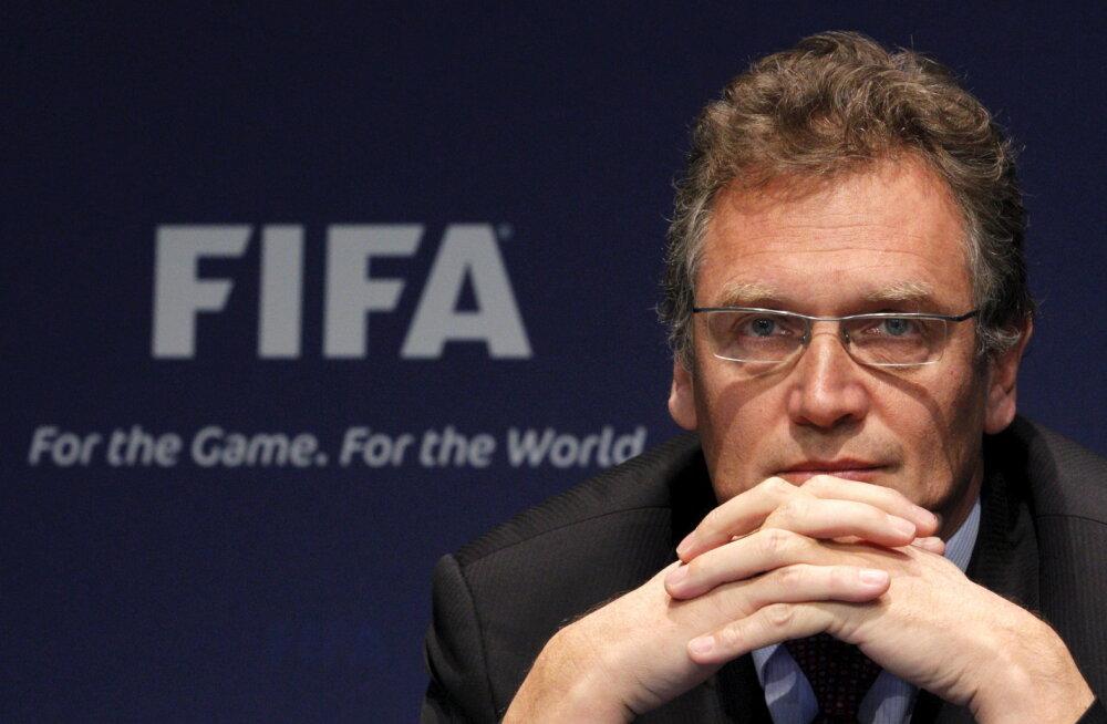 FIFA endine peasekretär sai 12-aastase jalgpallis tegutsemise keelu