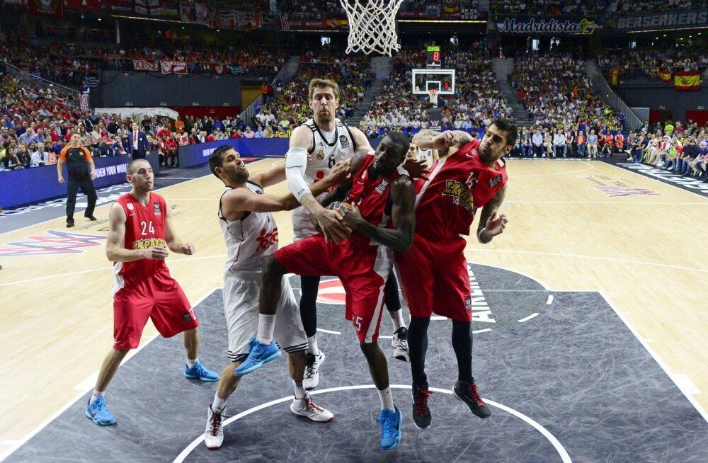 KOMMENTAAR: Puder ja kapsad korvpalli Meistrite liiga ümber - kui tõsiseltvõetavad on FIBA plaanid?