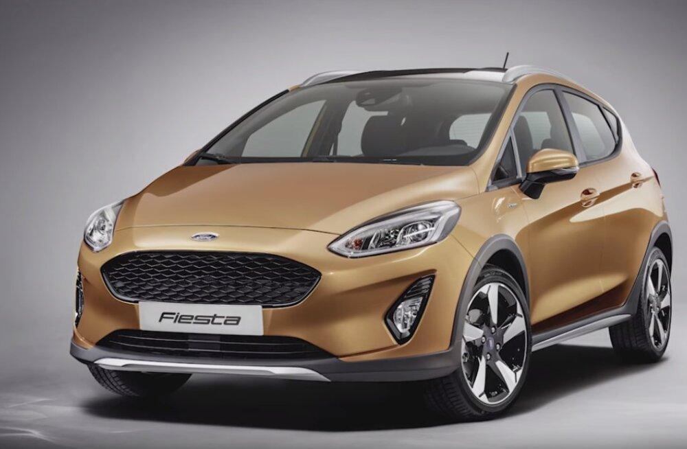 Motors24 proovisõit - kuidas on lood uue Ford Fiesta juhitavusega?
