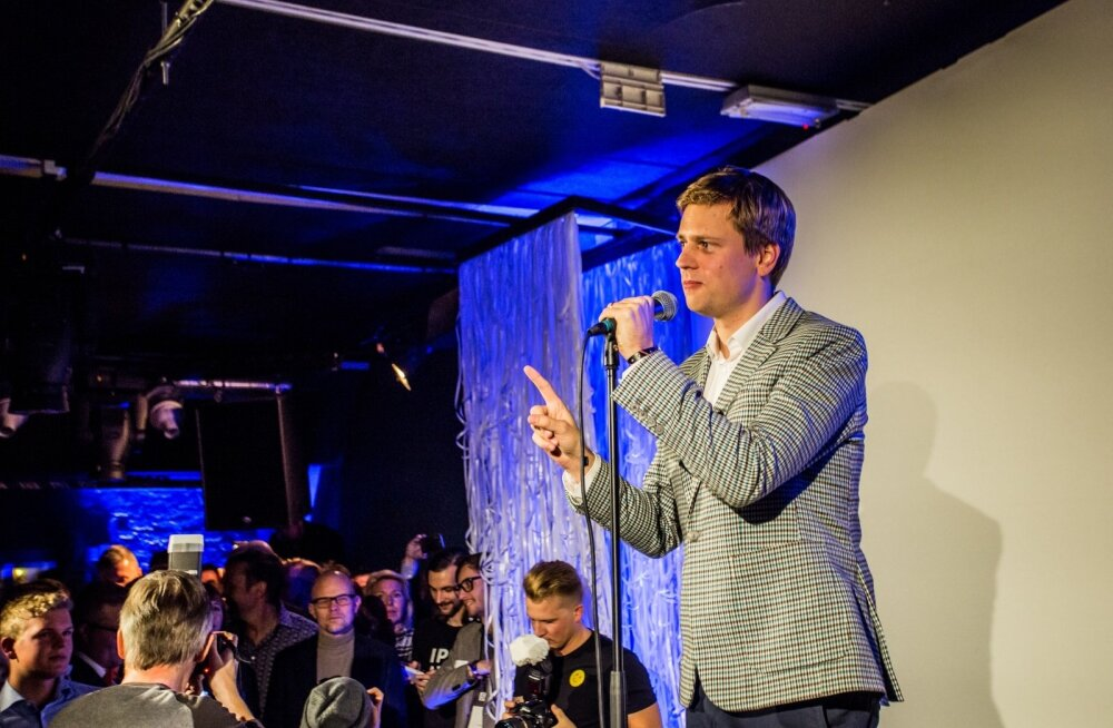 Tehnoloogiakonverentsi Slush menukas avapidu Enter e-Estonia