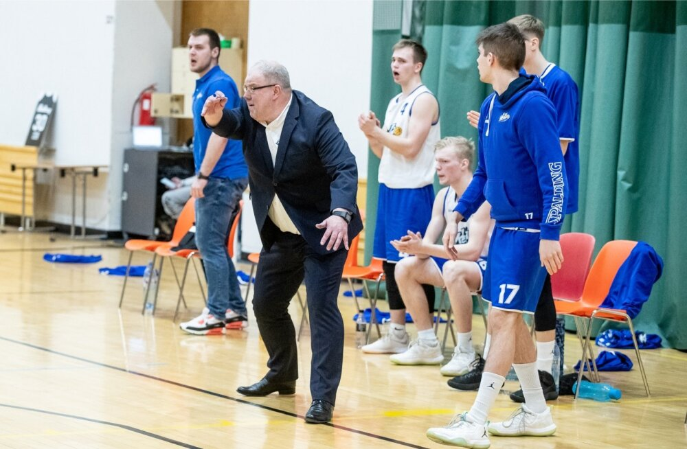 Keila Korvpallikooli võistkond