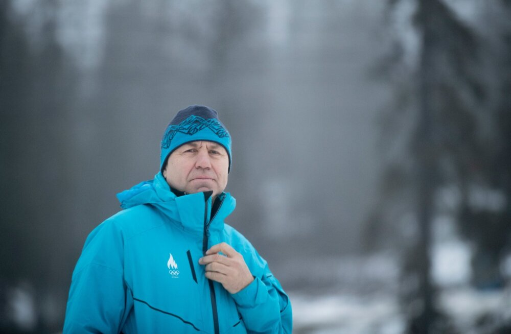 Jaanus Teppan leiab, et sportlane peab esmalt end tugevaks treenima ja alles siis nõudmisi esitama.