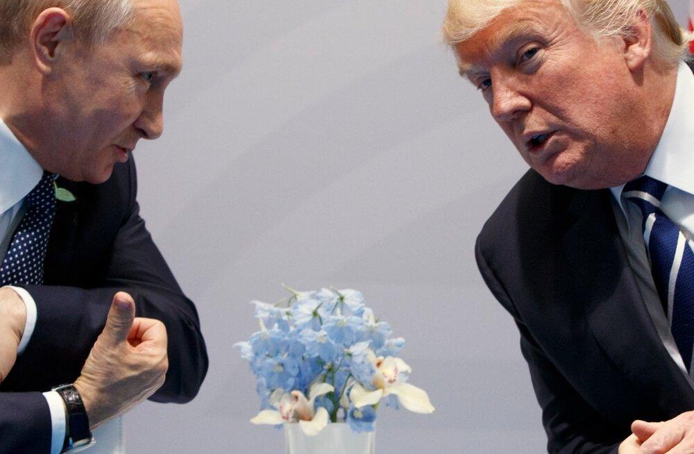 Asevälisminister: ootame Trumpilt kinnitust väisata 9. mail Moskvat