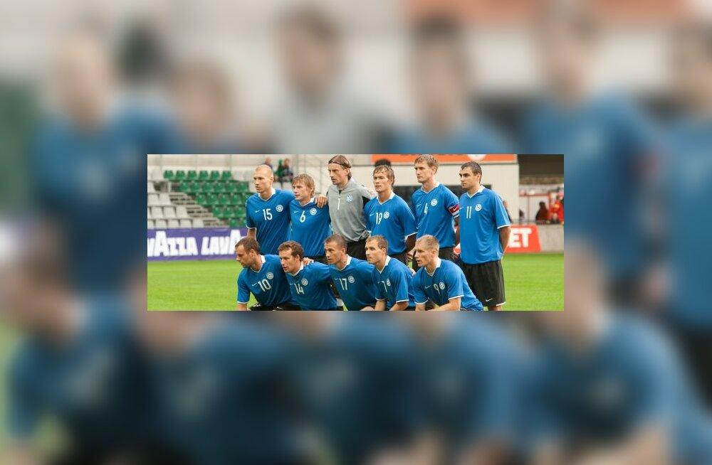950b9754cef UEFA avaldas EM-valiksarja loosimise reitingu - Eesti 41. - Sport