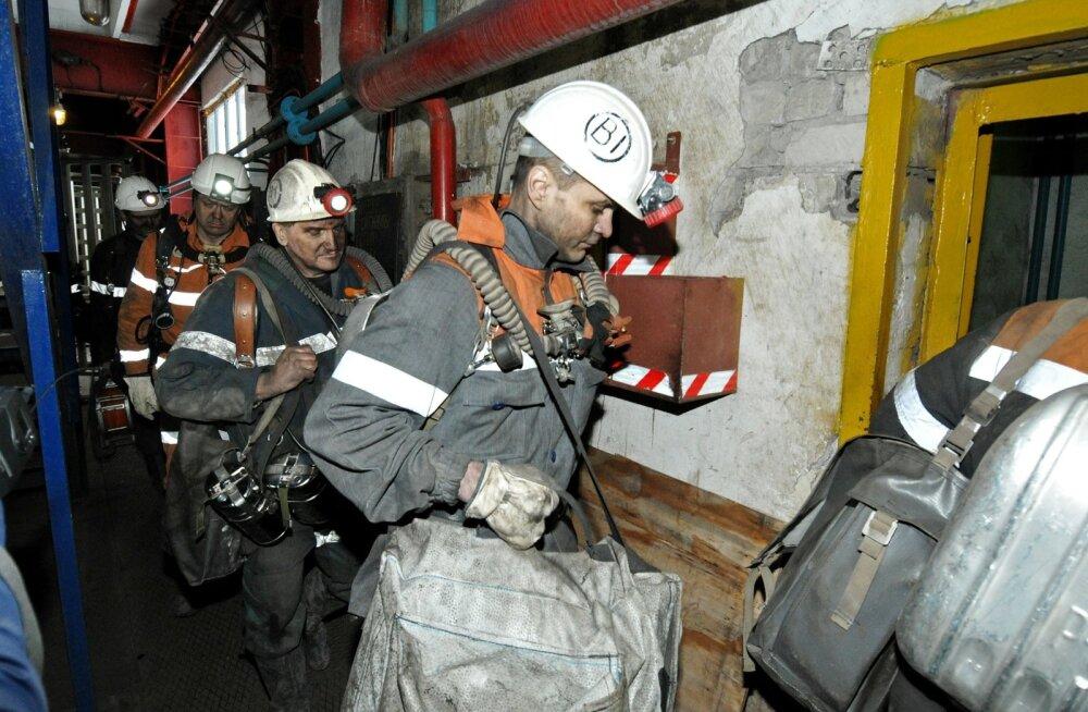 Venemaa kaevandusõnnetus
