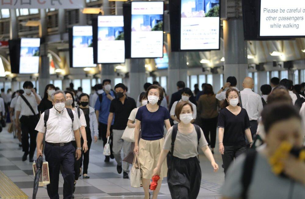Sel kevadel hakkasid töötuse numbrid Jaapanis taas tõusma seoses koroonapandeemia ja sellest põhjustatud kriisiga.