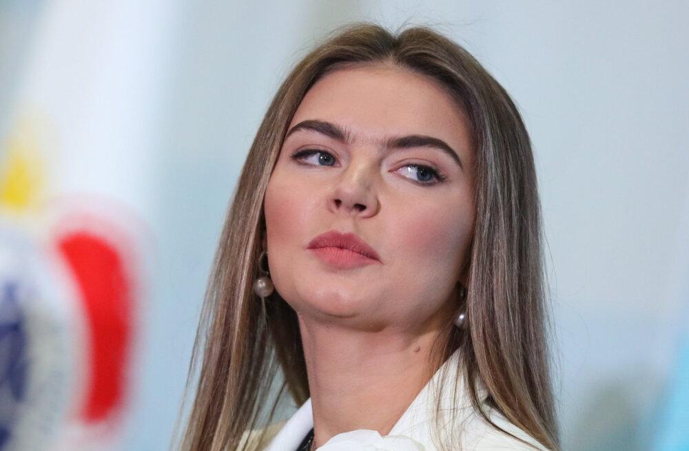 Sportlane Alina Kabajeva sünnitas kaksikud: kas selles võiks süüdistada Putinit?