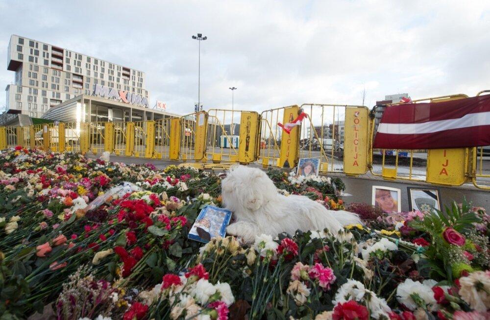 На месте Золитудской трагедии в Риге эстонская фирма построит жилой дом, активисты против