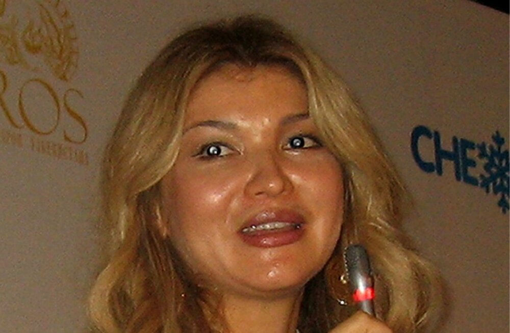 Usbekistan teatas endise presidendi tütre Gulnara Karimova vangistamisest
