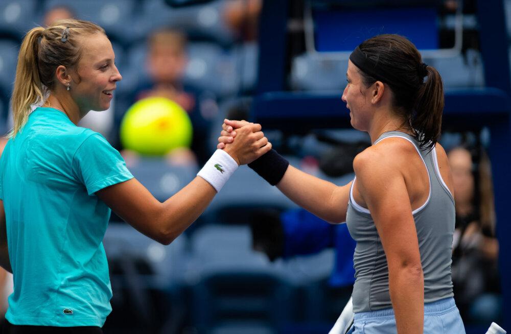 Kanepi ja Kontaveit alustavad US Openit alles teisipäeval