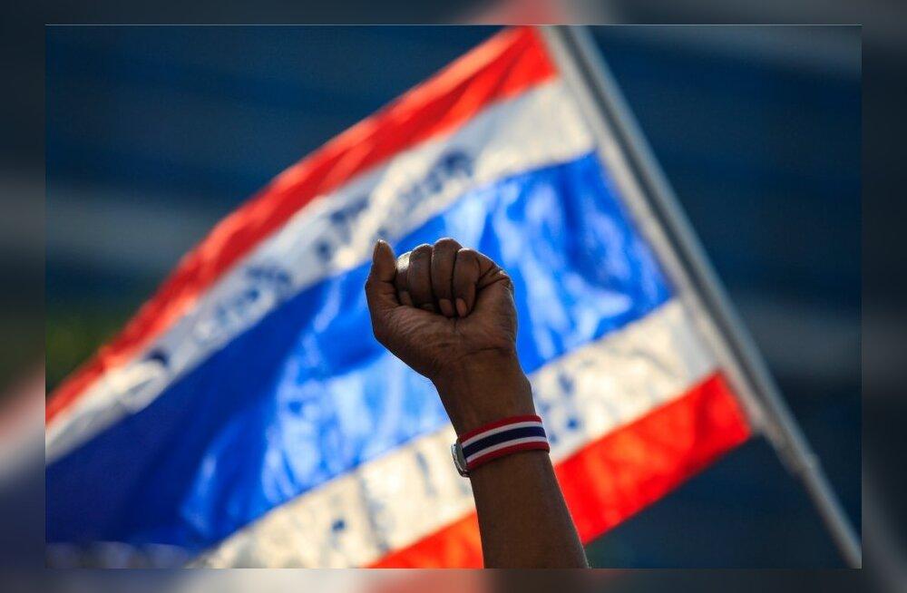 USA hoiatas riigipöörde eest Tais