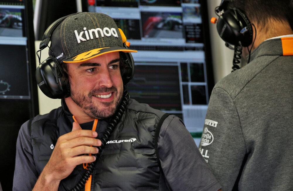 Max Verstappen: kui Fernando Alonso F1 sarja naaseks, oleks ta kindel tiitlipretendent