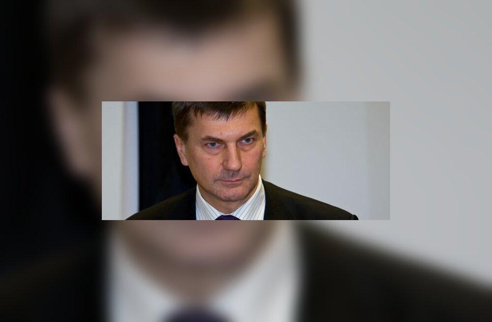 Ансип призвал заботиться об Эстонии