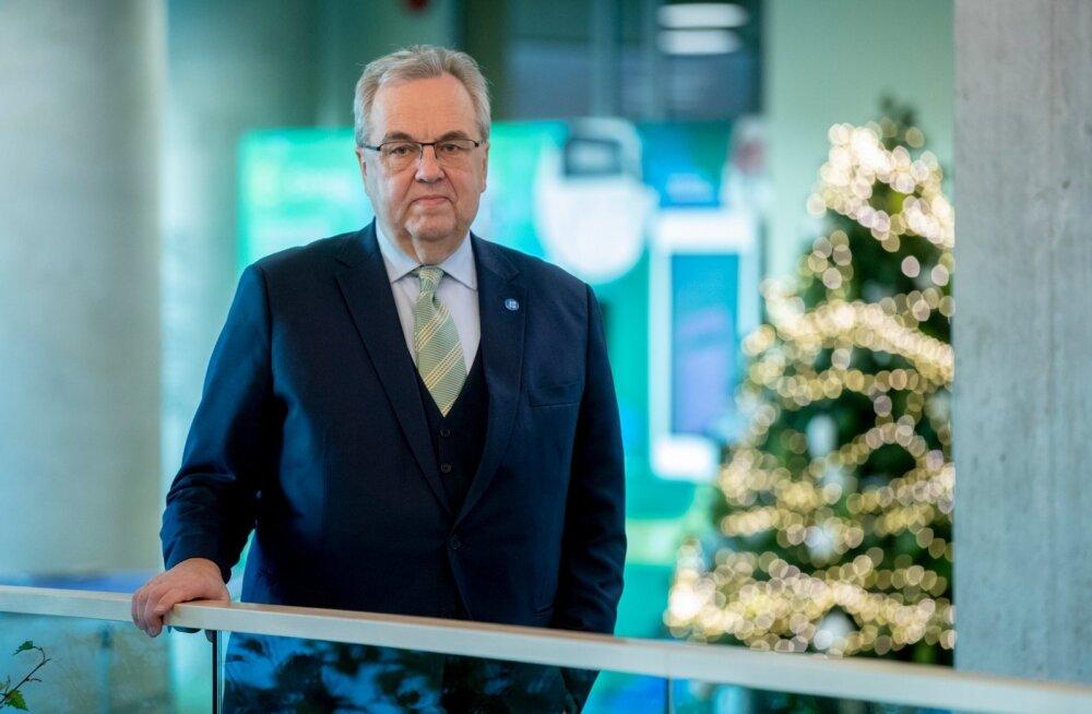 Silberauto on olnud ettevõtja Väino Kaldoja elutöö.