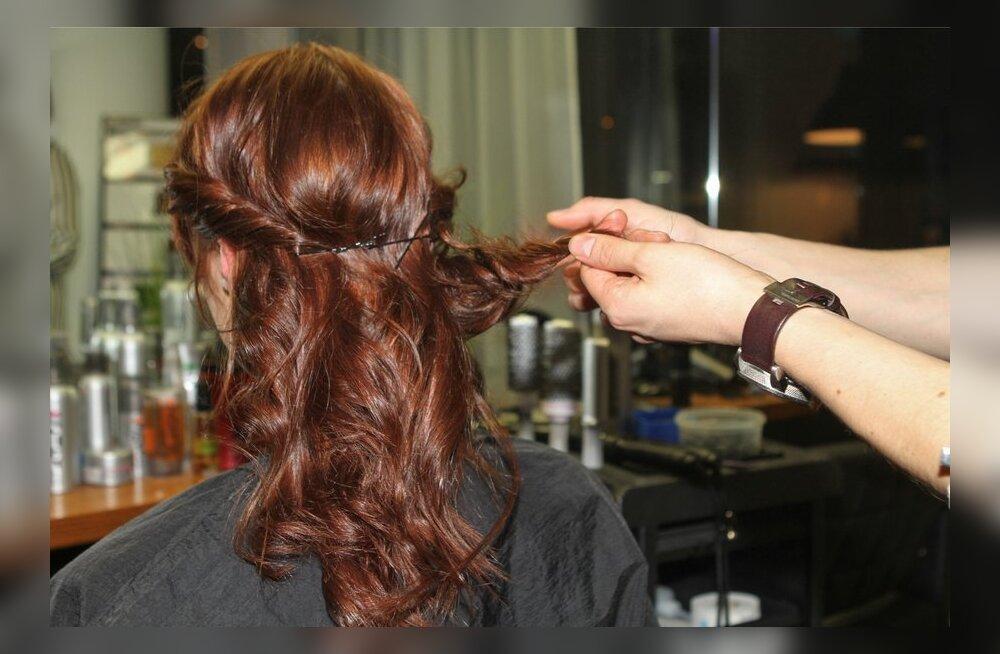 FOTO: Millised näevad välja naise juuksed, kui ta pole viis aastat šampooni kasutanud?