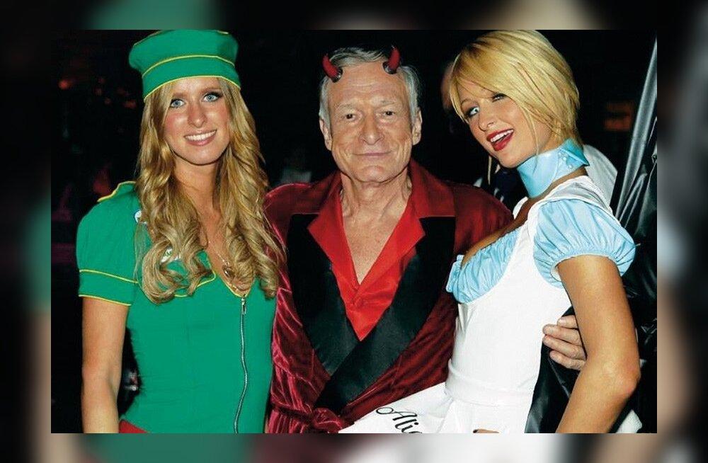 """Откровения """"зайчика"""" Playboy: вилла Хефнера стала похожа на пансионат"""