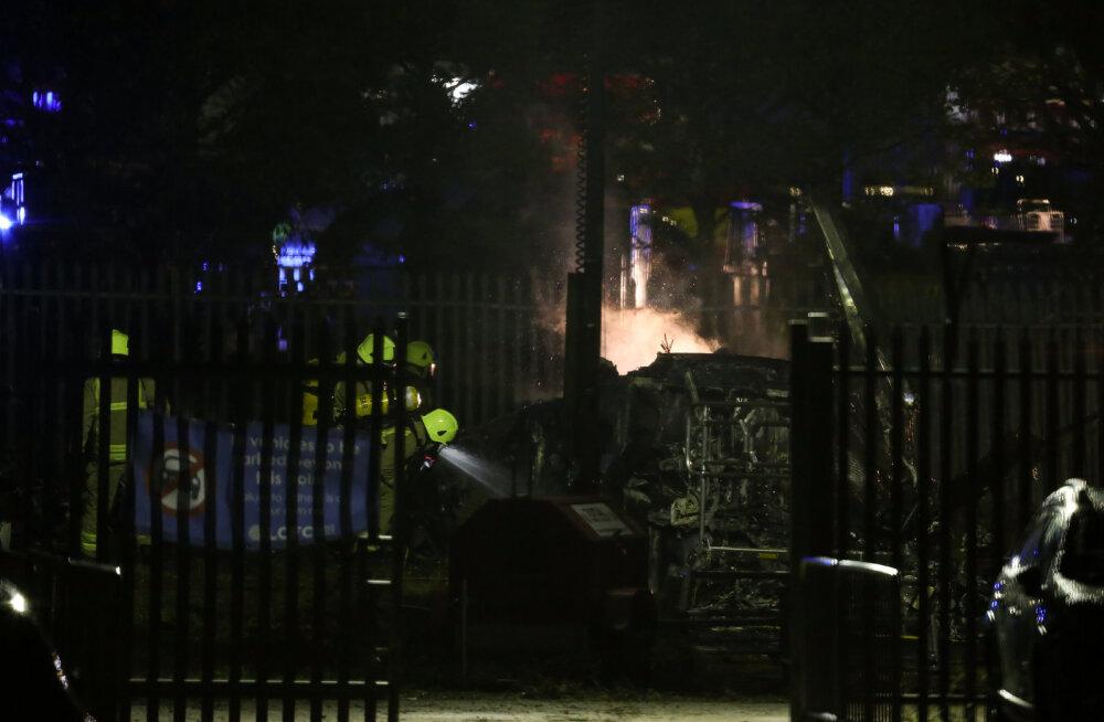 Leicester City klubi omanik oli õnnetuse ajal koos nelja inimesega helikopteris