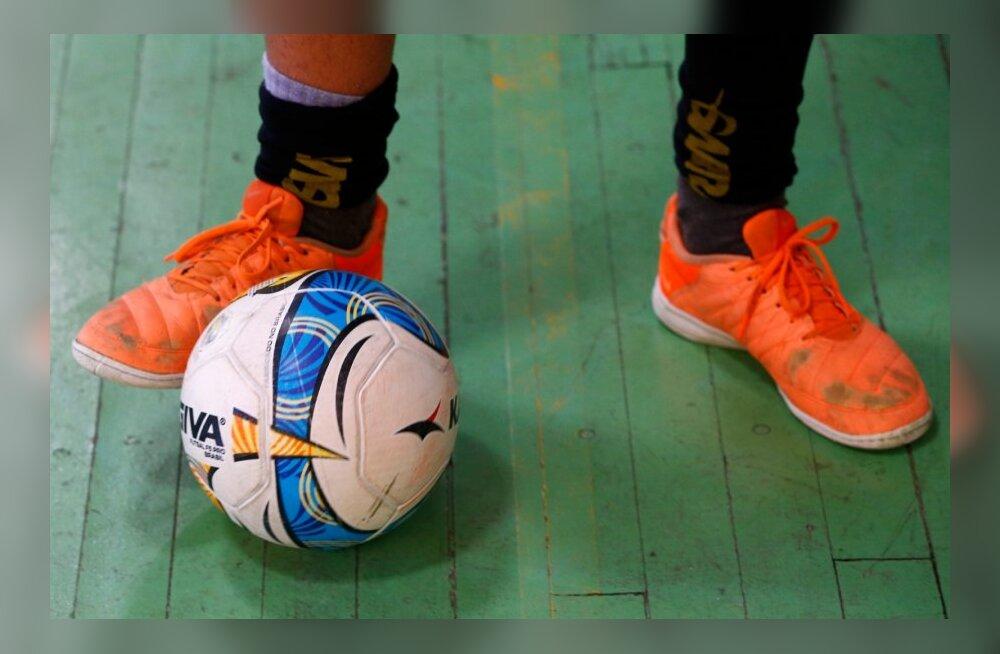 saalijalgpall, futsal