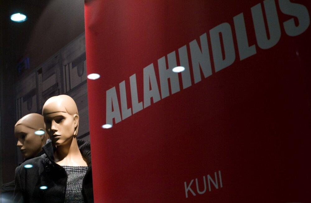Allahindlused - 8