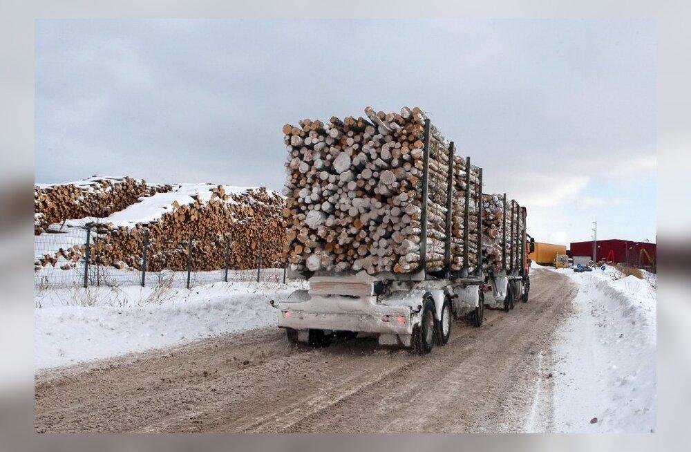 Eesti eksporti veavad puit ja laevad