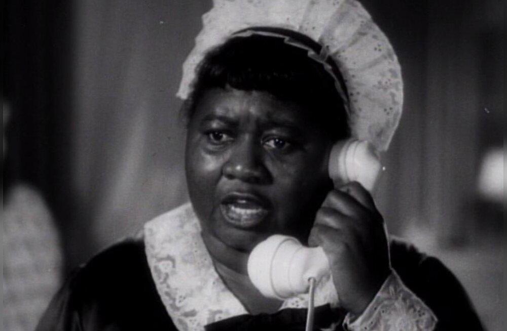 Esimene mustanahaline Oscari-võitja võttis oma auhinna vastu hotellis, kuhu muidu mustanahalisi ei lubatud
