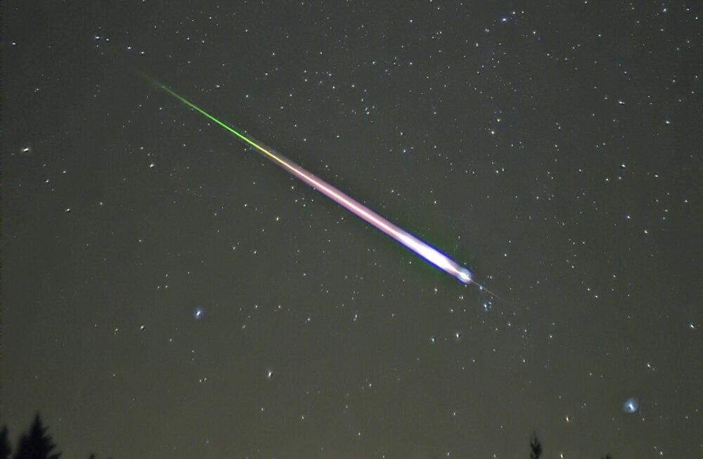 Meteoor plahvatas Maa kohal - kuid peaaegu keegi ei pannud tähele