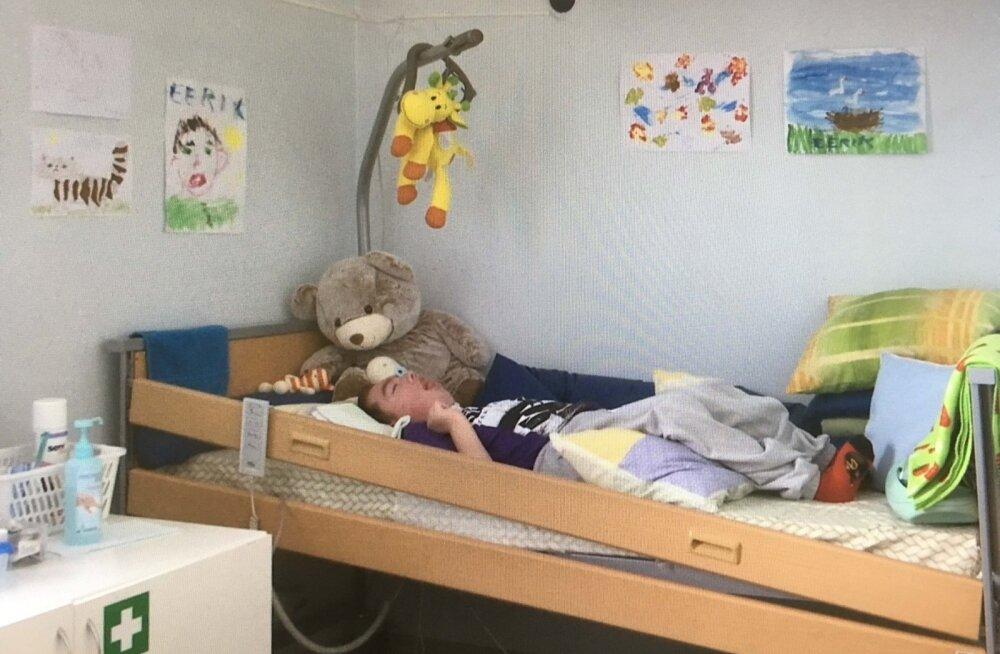 Toeta puudega lapse hooldamist   Vanematel pole enam jaksu ja riigil pole selle jaoks raha