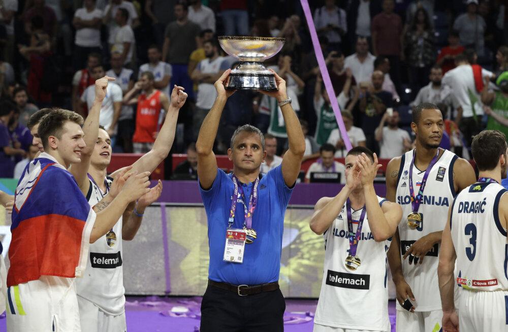 Sloveenia korvpallikoondise imelise saavutuseni viinud treener võtab vastu uue väljakutse