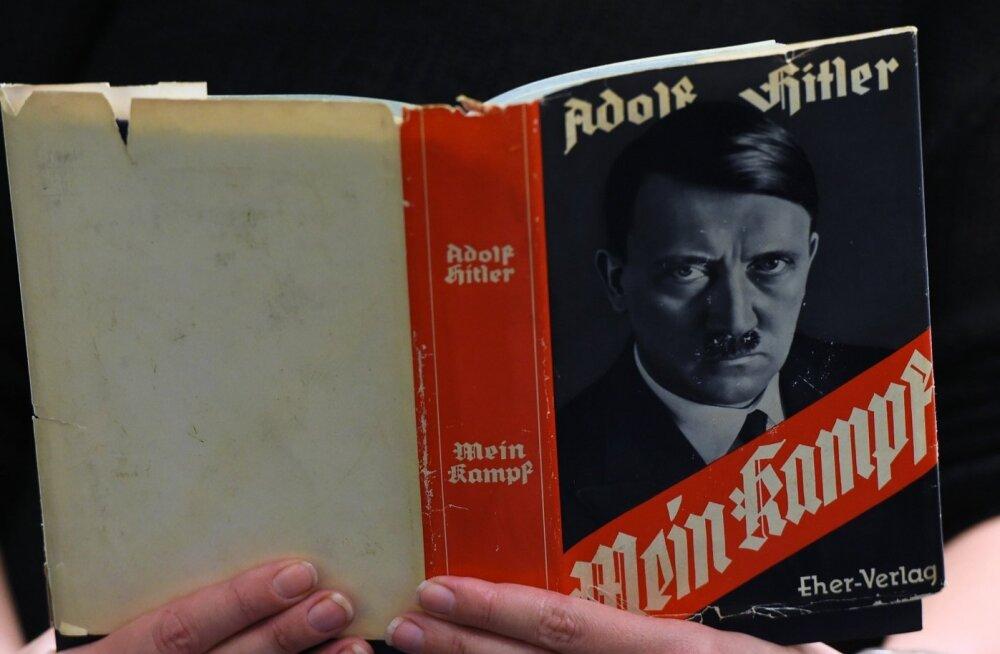 FILES-GERMANY-HISTORY-LITERATURE-HITLER