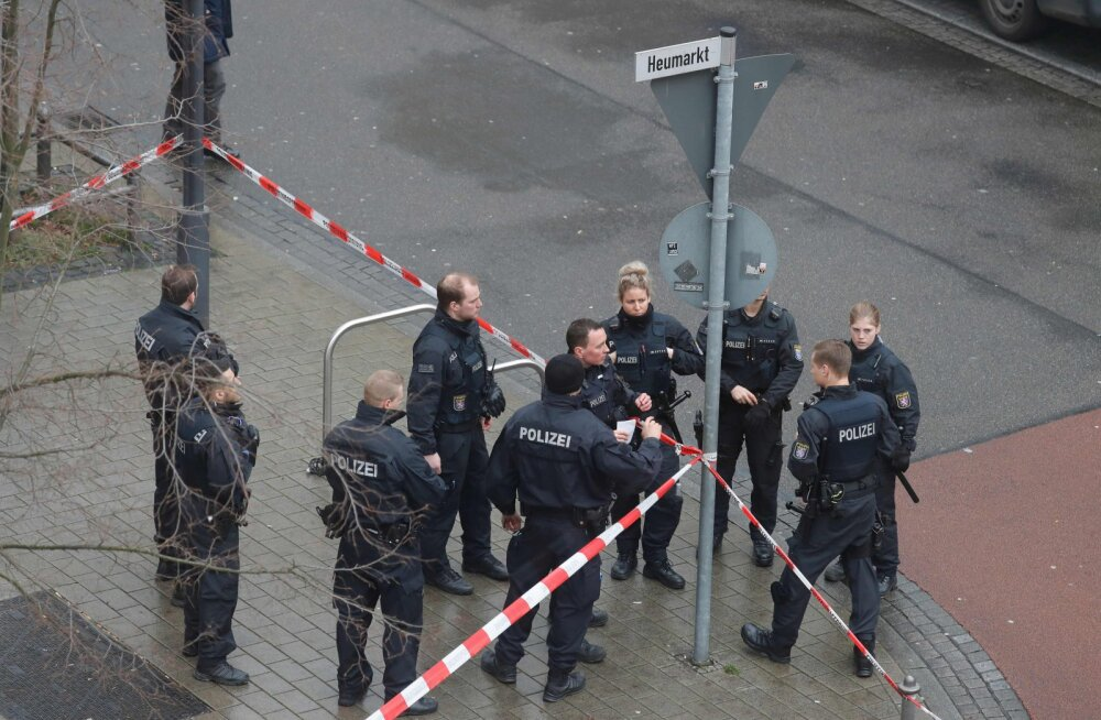 Saksamaa siseminister: paremäärmuslaste oht julgeolekule on väga suur