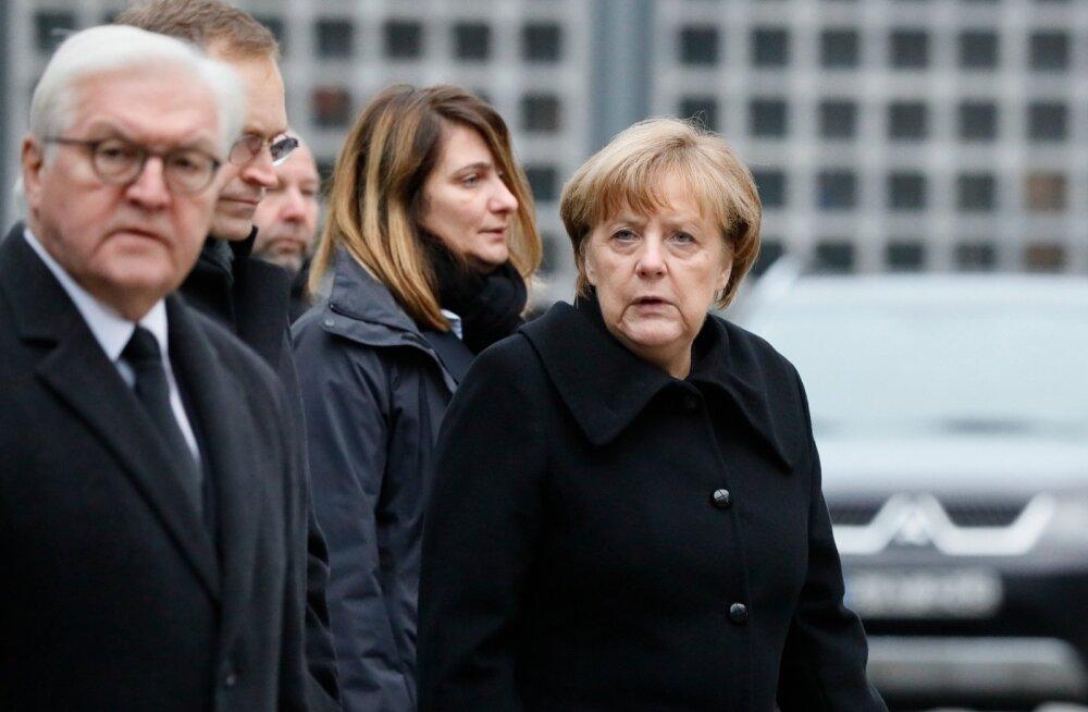 Der Spiegel: Saksamaa luuras aastaid ka Valge Maja järele
