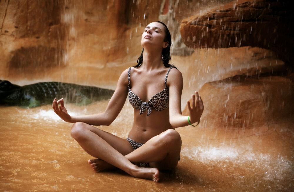 Iidne hingamistehnika puhastab keha, alandab kaalu ja lisab elujõudu
