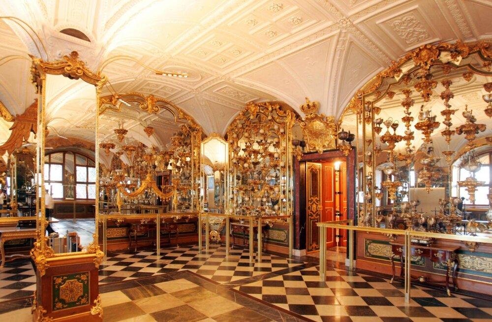 Saksamaal Dresdenis varastati muuseumist kuni miljardi euro väärtuses aardeid