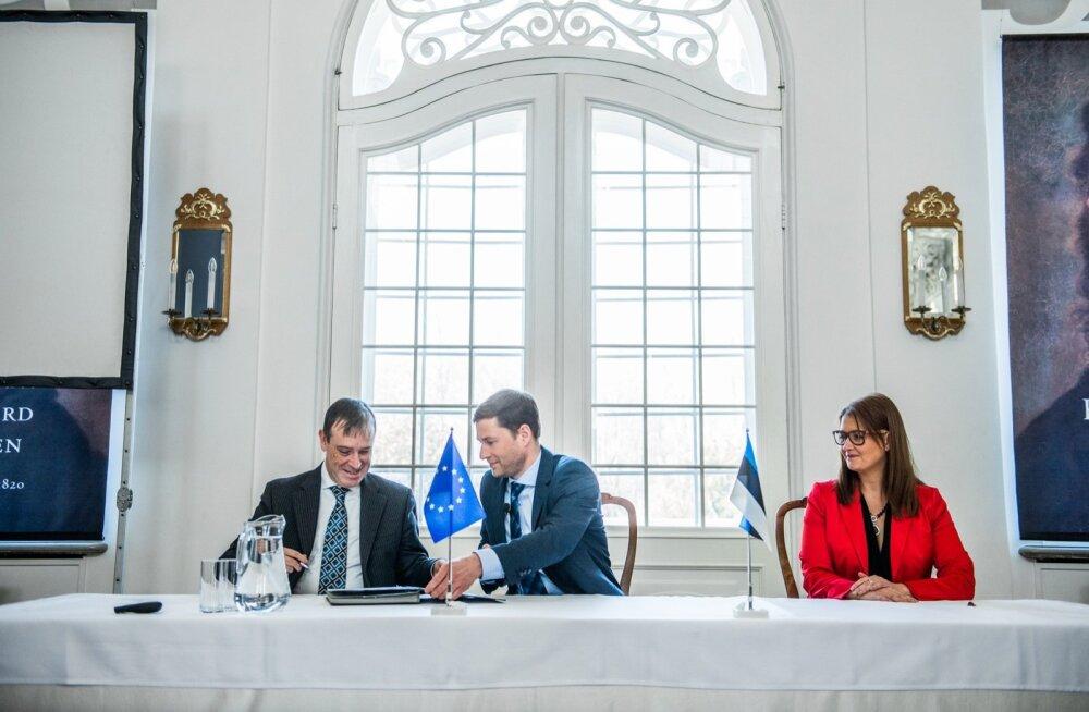 FOTOD: Arenevate Eesti ettevõtete jaoks käivitatakse 60 miljoni eurose mahuga EstFund
