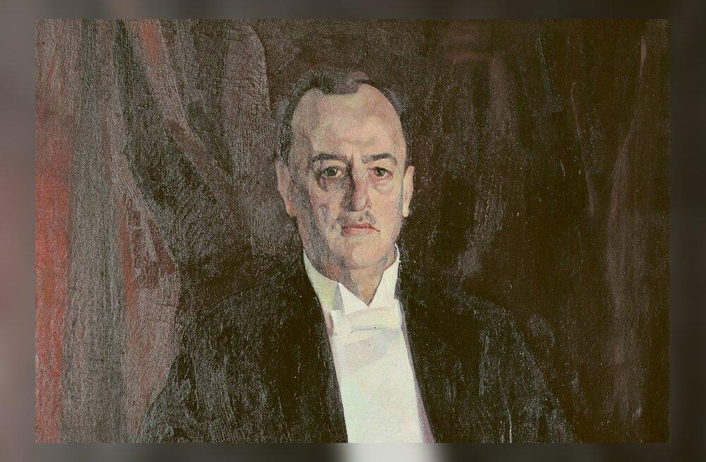 Konstantin Konik – riigimees heitliku saatusega