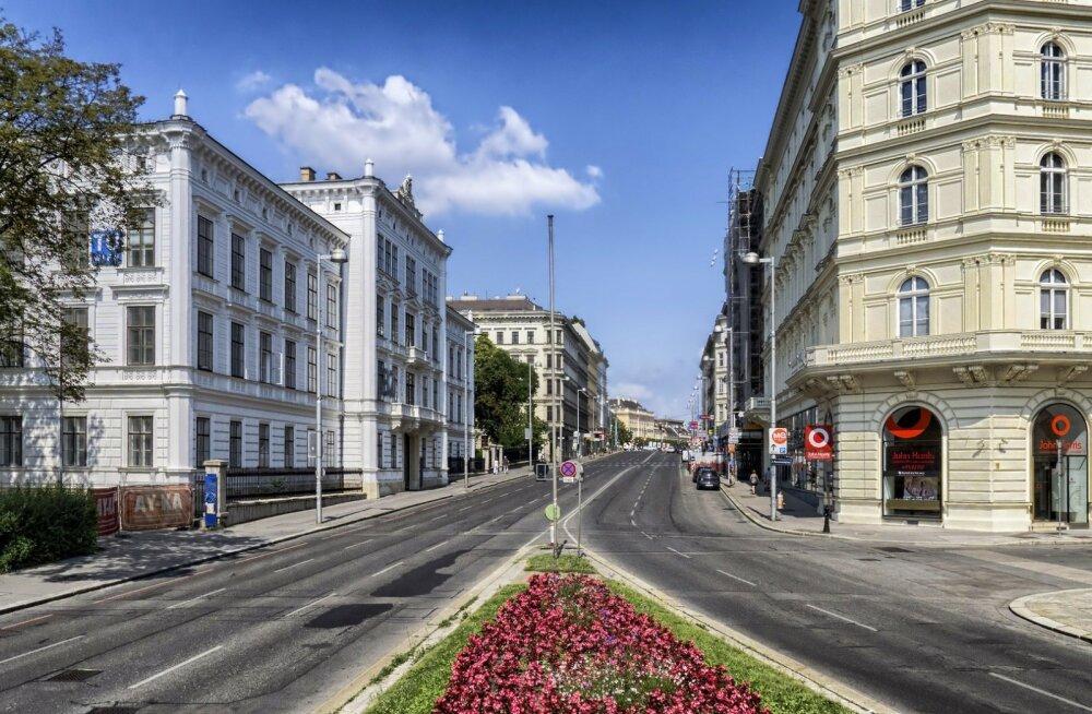 Kultuurihuvilistele Viinis: kavandatud programm tuleb ümber teha, sest paljud üritused jäävad ära ja muuseumid on kinni