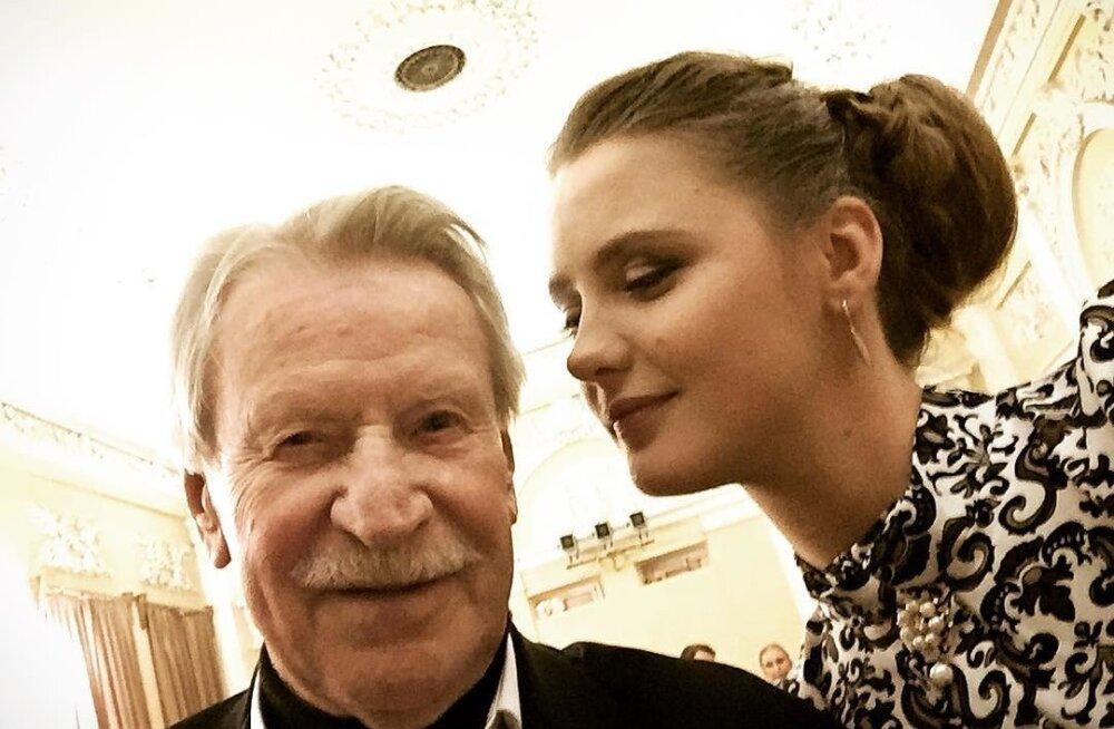 87-летний Иван Краско станет отцом