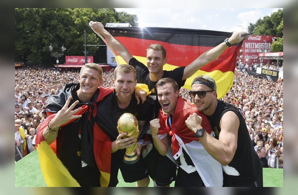 Paariast popstaariks: kõigi lemmikmaa on Saksamaa