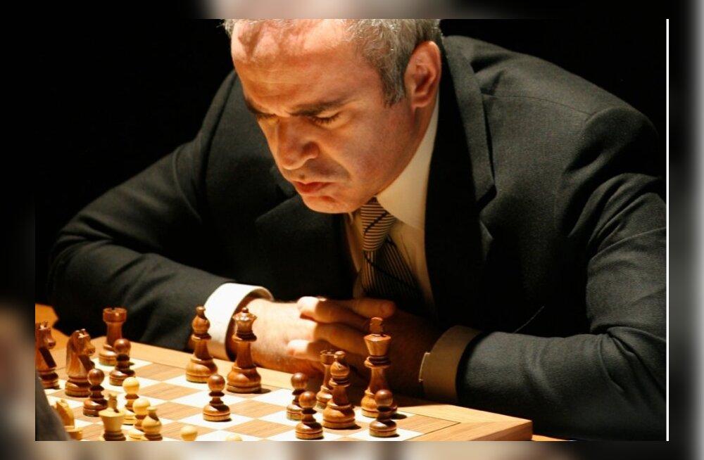 Kasparovil on Läti passi vaja rahvusvahelise maleliidu presidendiks kandideerimisel