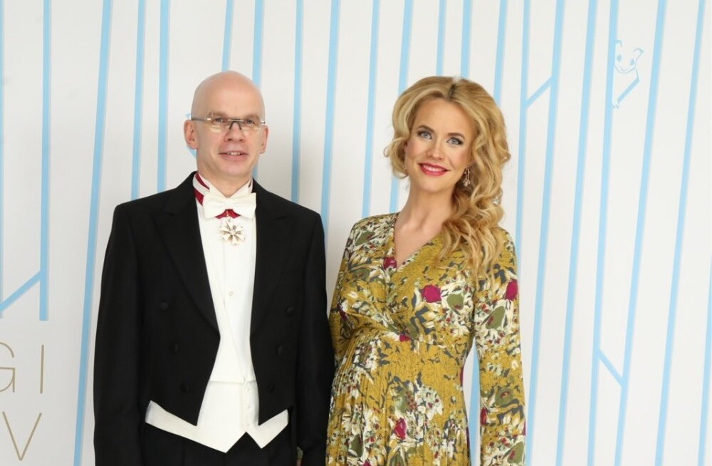 Vandeadvokaat Allar Jõks ja Eesti Loodusmuuseumi direktor Heidi Vilu