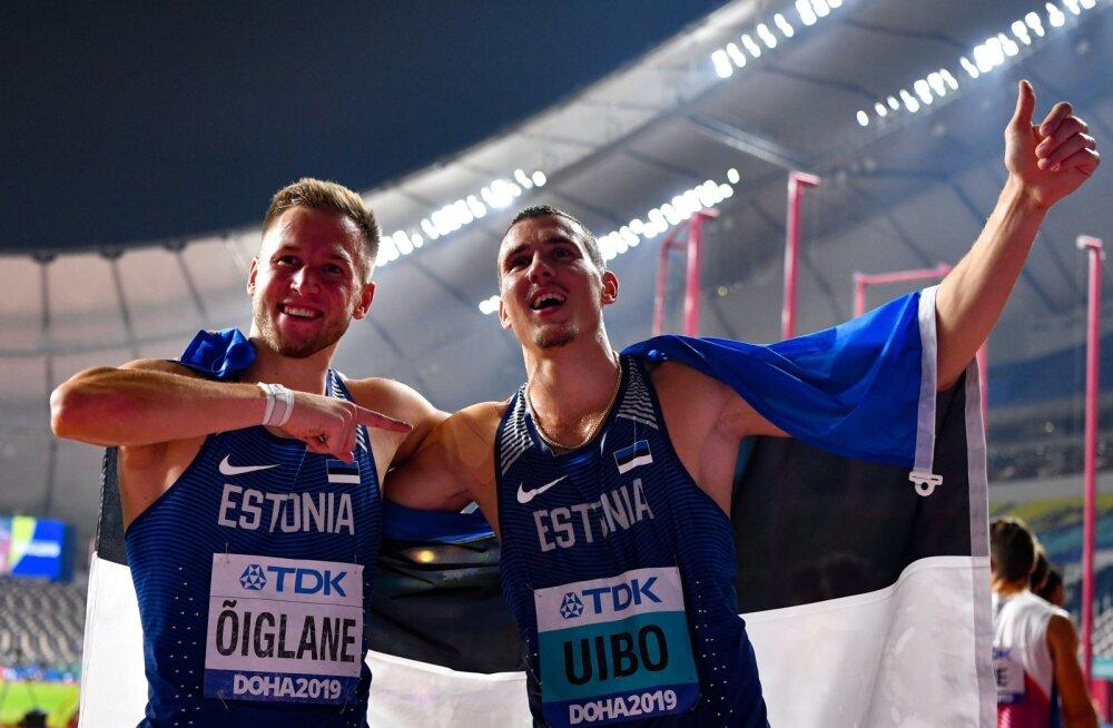 Maicel Uibo kerkis MK-sarja kokkuvõttes teiseks, rahalisi auhindu peaksid saama veel kaks Eesti kümnevõistlejat