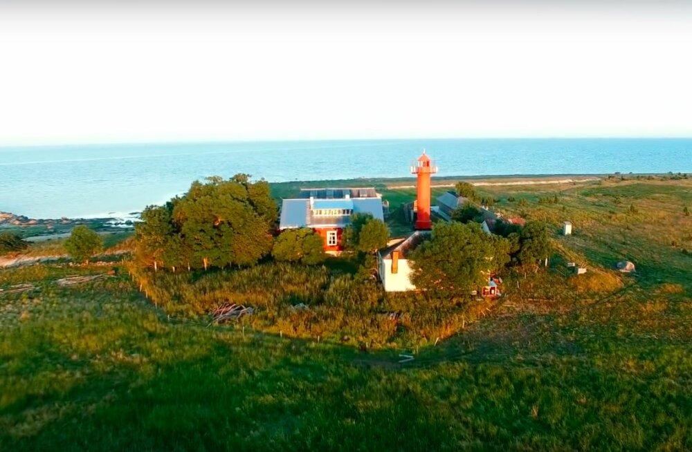 Eesti oma paradiisisaar | Viirelaid — koht, kus peatub aeg
