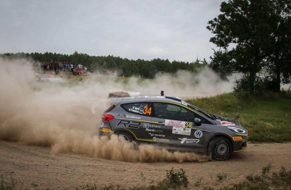 Ken Torn Rally Estonia eel: eesmärk on auto tervelt koju tuua ja võimalikult palju punkte koguda
