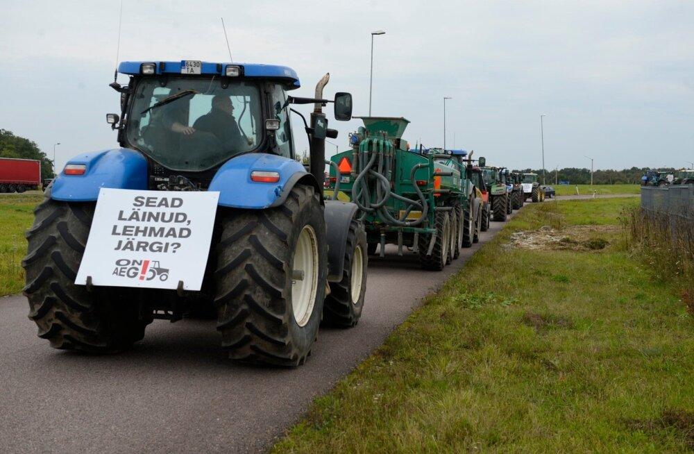 Põllumeeste üleskutse: Eestimaalased, aidake peatada kodumaise toidutootmise hääbumine!