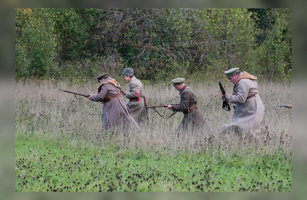 Sada aastat Vabadussõjast: asi algas sellega, et Lenin saatis väed Narvat vallutama